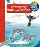 Wir entdecken Wale und Delfine Kinderbücher;Wieso? Weshalb? Warum? - Ravensburger