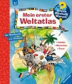 Mein erster Weltatlas Kinderbücher;Wieso? Weshalb? Warum? - Ravensburger