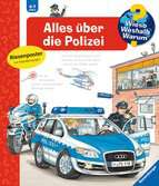 Alles über die Polizei Bücher;Wieso? Weshalb? Warum? - Ravensburger