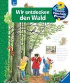 Wir entdecken den Wald Kinderbücher;Wieso? Weshalb? Warum? - Ravensburger