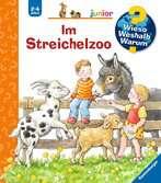 Im Streichelzoo Kinderbücher;Wieso? Weshalb? Warum? - Ravensburger