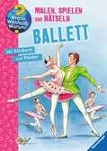 Ballett Malen und Basteln;Bastel- und Malbücher - Ravensburger