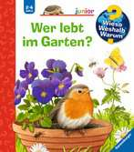 Why? Why? Why? Junior (Vol. 49): Who Lives in our Garden?