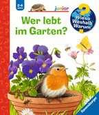 Wer lebt im Garten? Bücher;Wieso? Weshalb? Warum? - Ravensburger