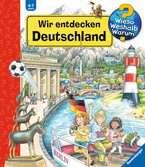 Wir entdecken Deutschland Kinderbücher;Wieso? Weshalb? Warum? - Ravensburger
