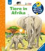 Tiere in Afrika Bücher;Wieso? Weshalb? Warum? - Ravensburger