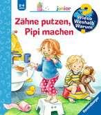 Zähne putzen, Pipi machen Kinderbücher;Wieso? Weshalb? Warum? - Ravensburger