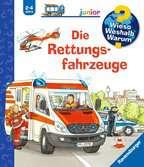 Die Rettungsfahrzeuge Bücher;Wieso? Weshalb? Warum? - Ravensburger