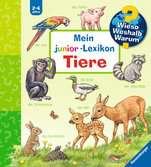 Why? Why? Why? junior (Special Edition): My Junior Encyclopedia of Animals
