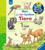 Mein junior-Lexikon: Tiere Bücher;Wieso? Weshalb? Warum? - Ravensburger