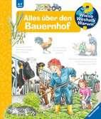 Alles über den Bauernhof Kinderbücher;Wieso? Weshalb? Warum? - Ravensburger
