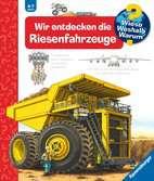 Wir entdecken die Riesenfahrzeuge Kinderbücher;Wieso? Weshalb? Warum? - Ravensburger
