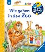 Wir gehen in den Zoo Bücher;Wieso? Weshalb? Warum? - Ravensburger