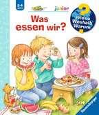 Was essen wir? Kinderbücher;Wieso? Weshalb? Warum? - Ravensburger