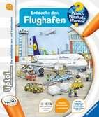 tiptoi® Entdecke den Flughafen Kinderbücher;tiptoi® - Ravensburger