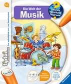 tiptoi® Die Welt der Musik Kinderbücher;tiptoi® - Ravensburger