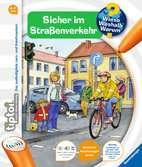 tiptoi® Sicher im Straßenverkehr Kinderbücher;tiptoi® - Ravensburger