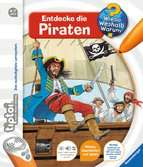 tiptoi® Entdecke die Piraten Kinderbücher;tiptoi® - Ravensburger