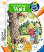 tiptoi® Komm mit in den Wald Kinderbücher;tiptoi® - Ravensburger