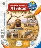 tiptoi® Entdecke die Tiere Afrikas Bücher;Wieso? Weshalb? Warum? - Ravensburger