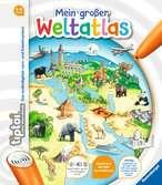 tiptoi® Mein großer Weltatlas Bücher;tiptoi® - Ravensburger