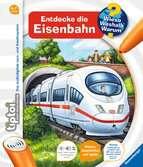 tiptoi® Entdecke die Eisenbahn Kinderbücher;tiptoi® - Ravensburger