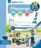 Flugzeuge Malen und Basteln;Bastel- und Malbücher - Ravensburger
