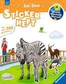 Im Zoo Lernen und Fördern;Lernbücher - Ravensburger