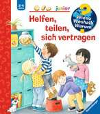 Helfen, teilen, sich vertragen Kinderbücher;Wieso? Weshalb? Warum? - Ravensburger