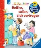Helfen, teilen, sich vertragen Kinderbücher;Wieso? Weshalb? Warum? - Ravensburger