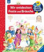 Wir entdecken Feste und Bräuche Kinderbücher;Wieso? Weshalb? Warum? - Ravensburger