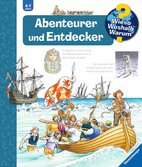 Abenteurer und Entdecker Kinderbücher;Wieso? Weshalb? Warum? - Ravensburger