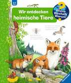Wir entdecken heimische Tiere Kinderbücher;Wieso? Weshalb? Warum? - Ravensburger