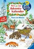 Adventskalender Tiere im Winter Kinderbücher;Kindersachbücher - Ravensburger