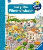 Das große Wimmelwissen (Riesenbuch) Kinderbücher;Kindersachbücher - Ravensburger