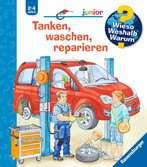 Tanken, waschen, reparieren Kinderbücher;Kindersachbücher - Ravensburger