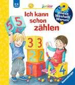 Ich kann schon zählen Lernen und Fördern;Lernbücher - Ravensburger