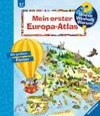 Mein erster Europa-Atlas Kinderbücher;Kindersachbücher - Ravensburger