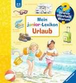 Mein junior-Lexikon: Urlaub Lernen und Fördern;Lernbücher - Ravensburger