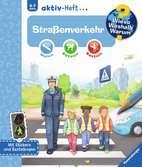 Straßenverkehr Malen und Basteln;Bastel- und Malbücher - Ravensburger