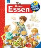 Unser Essen Kinderbücher;Wieso? Weshalb? Warum? - Ravensburger