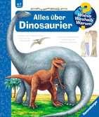 Alles über Dinosaurier Kinderbücher;Wieso? Weshalb? Warum? - Ravensburger
