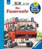 Die Feuerwehr Bücher;Wieso? Weshalb? Warum? - Ravensburger