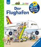 Der Flughafen Kinderbücher;Wieso? Weshalb? Warum? - Ravensburger