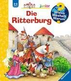 Die Ritterburg Bücher;Wieso? Weshalb? Warum? - Ravensburger