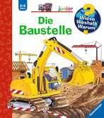 Die Baustelle Kinderbücher;Wieso? Weshalb? Warum? - Ravensburger