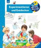 Experimentieren und Entdecken Kinderbücher;Wieso? Weshalb? Warum? - Ravensburger