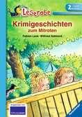 Krimigeschichten zum Mitraten Bücher;Erstlesebücher - Ravensburger