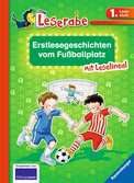 Erstlesegeschichten vom Fußballplatz Lernen und Fördern;Lernbücher - Ravensburger