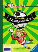 Die schönsten Leseraben-Fußballgeschichten Lernen und Fördern;Lernbücher - Ravensburger